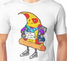 Stuffed Crust Punk Unisex T-Shirt