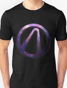 Borderlands 2 vault logo - galaxy Unisex T-Shirt