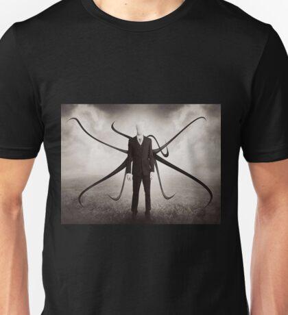 Slender Man style Unisex T-Shirt