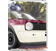 VW Polo Saloon  iPad Case/Skin