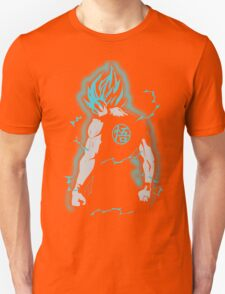 SUPER SAIYAN GOD 02 T-Shirt