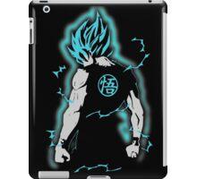 SUPER SAIYAN GOD 02 iPad Case/Skin