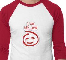 The Mentalist- Red John Men's Baseball ¾ T-Shirt