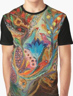 Four Elements III. Earth Graphic T-Shirt