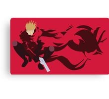 Vash_Trigun Canvas Print