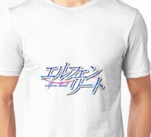 Elfen Lied logo Unisex T-Shirt