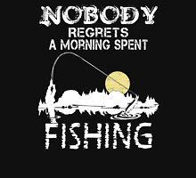 nobody... fishing Unisex T-Shirt