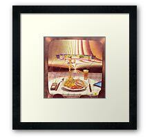 fries - m. a. weisse Framed Print