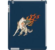 Okami - Amaterasu iPad Case/Skin
