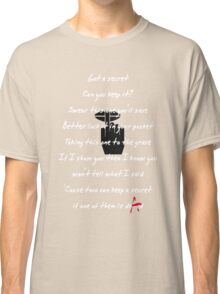 PRETTY LITTLE LIARS- Song Classic T-Shirt