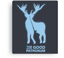 The Good Patronum Canvas Print