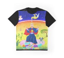 super-pope - drosera weisse Graphic T-Shirt