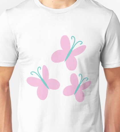 My little Pony - Fluttershy Cutie Mark Unisex T-Shirt