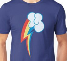My little Pony - Rainbow Dash Cutie Mark Unisex T-Shirt