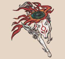 Okami - Amaterasu (ALT) by hamfondler