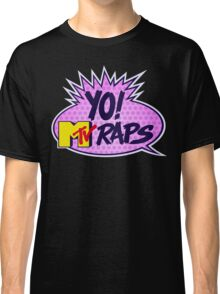 Yo MTV Raps Classic T-Shirt
