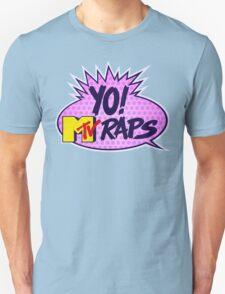 Yo MTV Raps Unisex T-Shirt