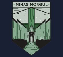 Lord of the Rings Minas Morgul by SinisterSix