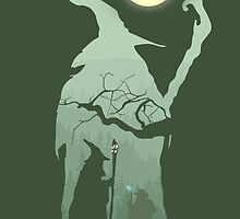 Lord of the Rings Gandalf by SinisterSix