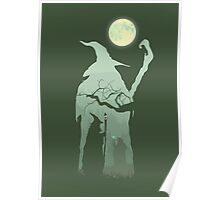 Lord of the Rings Gandalf Poster