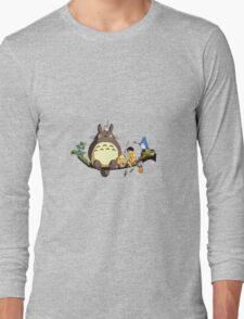 Totoro!  Long Sleeve T-Shirt