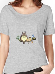Totoro!  Women's Relaxed Fit T-Shirt