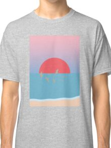 Frolicking at Sunset Classic T-Shirt