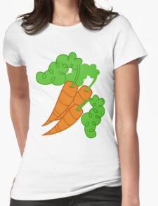 My little Pony - Carrot Top / Golden Harvest Cutie Mark Womens Fitted T-Shirt