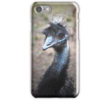 Are you looking at me, Punk? iPhone Case/Skin