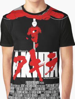 Kaneda's mind. Graphic T-Shirt