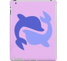 My little Pony - Sea Swirl Cutie Mark iPad Case/Skin