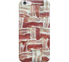 BACON LATTICE iPhone Case/Skin