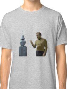 The Original Series: Kirk & Nomad Classic T-Shirt