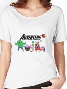 Avengers Women's Relaxed Fit T-Shirt