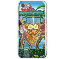 superman-ange au paradis - drosera weisse iPhone Case/Skin