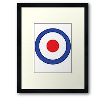 Royal Air Force Symbol Framed Print