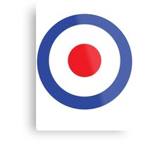 Royal Air Force Symbol Metal Print