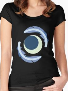 My little Pony - Night Glider Cutie Mark Women's Fitted Scoop T-Shirt
