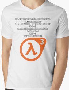 Halflife 3 confirmed Mens V-Neck T-Shirt