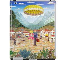 les parachutés - drosera weisse iPad Case/Skin