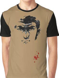 Duke Togo, Golgo 13 (white) Graphic T-Shirt