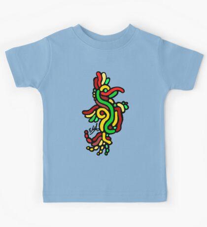 Cool Reggae Bird Kids Tee