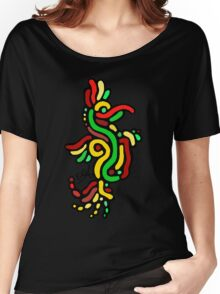 Cool Reggae Bird Women's Relaxed Fit T-Shirt