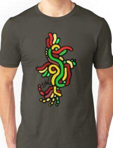 Cool Reggae Bird Unisex T-Shirt