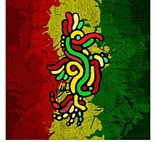 Cool Reggae Bird Photographic Print