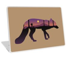 Fox  Laptop Skin
