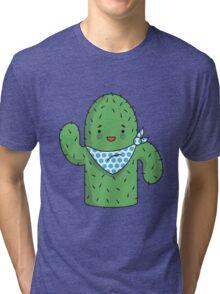 Mr J.G Cactus  Tri-blend T-Shirt