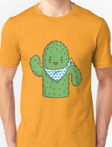 Mr J.G Cactus (sky) Unisex T-Shirt
