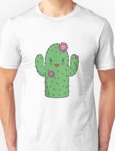 Mrs J.G Cactus (sky) Unisex T-Shirt