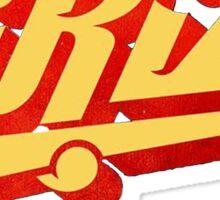griz logo (larger version) Sticker